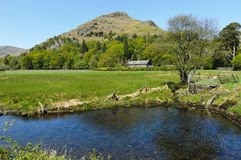 Easedale Valley Stock Images