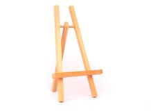 easel ξύλινο Στοκ εικόνες με δικαίωμα ελεύθερης χρήσης