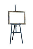 Easel. Royalty Free Stock Photos