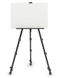 Easel. Stock Photography