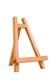 Easel for artist. tripod for painting. Stock Photos