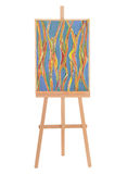 Easel °bb Royalty Free Stock Image