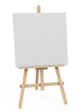 The easel Royalty Free Stock Photography