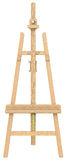 Easel. Royalty Free Stock Photography