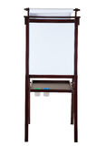 Easel isolated Stock Photography