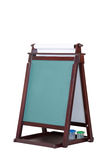 Easel isolated Royalty Free Stock Photo