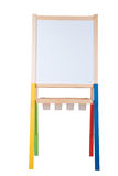 Easel isolated Royalty Free Stock Images