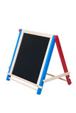 Easel isolated Royalty Free Stock Image