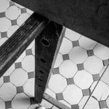 Easel minimalism Royalty Free Stock Photo