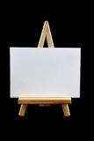 Easel With Board Royalty Free Stock Image