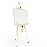 Easel1 Photographie stock