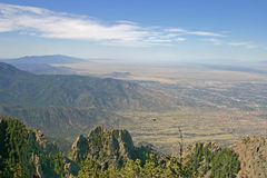East of Albuquerque Royalty Free Stock Images