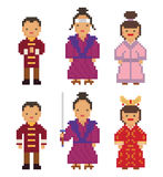 East Asia - Japan South Korea China Mongolia Man Stock Images