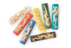 East Asian Inksticks Stock Photos