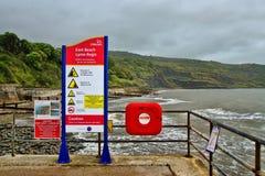 East Beach ~ Lyme Regis Royalty Free Stock Photo