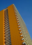 East Berlin Apartment Building Stock Images