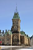 East Block of Parliament Buildings, Ottawa Royalty Free Stock Image