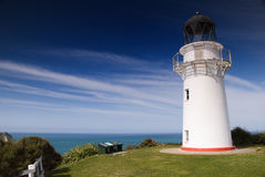 East Cape Lighthouse royalty free stock photo