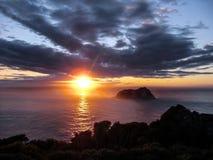 East Cape Sunrise Stock Photo