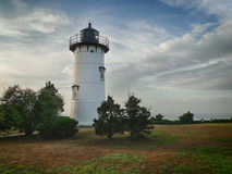 Martha's Vineyard East Chop Lighthouse Stock Photos