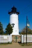 East Chop Lighthouse Tower on Martha's Vineyard Island Royalty Free Stock Photo