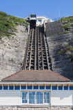 East Cliff Railway Stock Photography