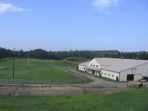 East Coast Horse Property Stock Images