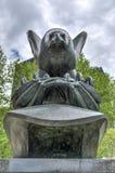 East Coast Memorial, Battery Park, New York Stock Photos