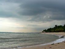 East Coast Park beach - Singapore Stock Images
