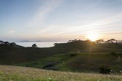 East Coast Sunrise Royalty Free Stock Images