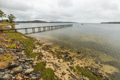 East Coast Tasmania  Royalty Free Stock Images