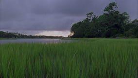 East Coast Waterway stock video