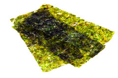 East cooking  - nori Royalty Free Stock Photos