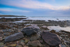 East Cork Coastline Royalty Free Stock Photos