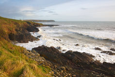 East Cork Coastline Stock Photography