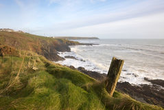 East Cork Coastline Stock Photo