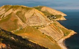 East Crimea Royalty Free Stock Photos