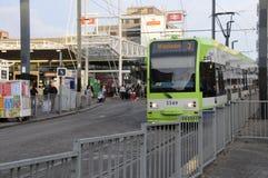 East Croydon Station London Trams stop royalty free stock photo