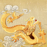 East Dragon Royalty Free Stock Image