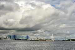 East electronically reversible Stralsund Royalty Free Stock Image
