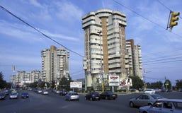 EAST EUROPE ROMANIA BUCHAREST CITY Royalty Free Stock Photo