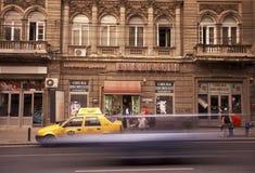 EAST EUROPE ROMANIA BUCHAREST CITY Stock Images