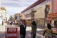 EAST EUROPE ROMANIA CONSTANTA CITY Royalty Free Stock Photography