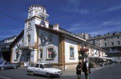 EAST EUROPE ROMANIA CONSTANTA CITY Royalty Free Stock Photo