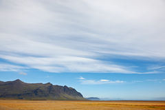 East Fjords, Iceland Stock Image