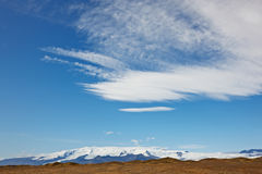 East Fjords, Iceland Royalty Free Stock Photo