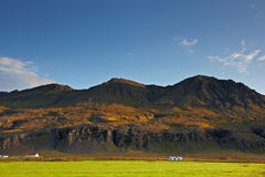 East Fjords, Iceland Royalty Free Stock Images