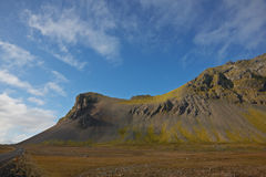 East Fjords, Iceland Stock Photography