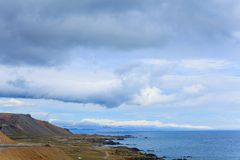 East Fjords Iceland Royalty Free Stock Image