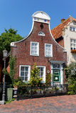 East Frisia House Royalty Free Stock Photography